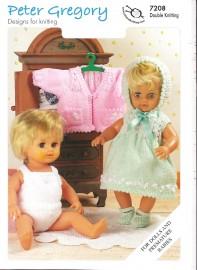PG7208 D.K. 31-56cm doll height