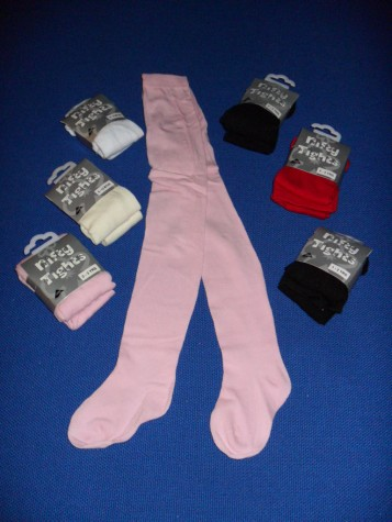 7270 CHILDS TIGHTS   1-2 YEAR