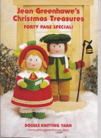 JK24 CHRISTMAS TREASURES 40 PAGE