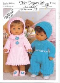 PG7184 D.K.31-56cm doll height